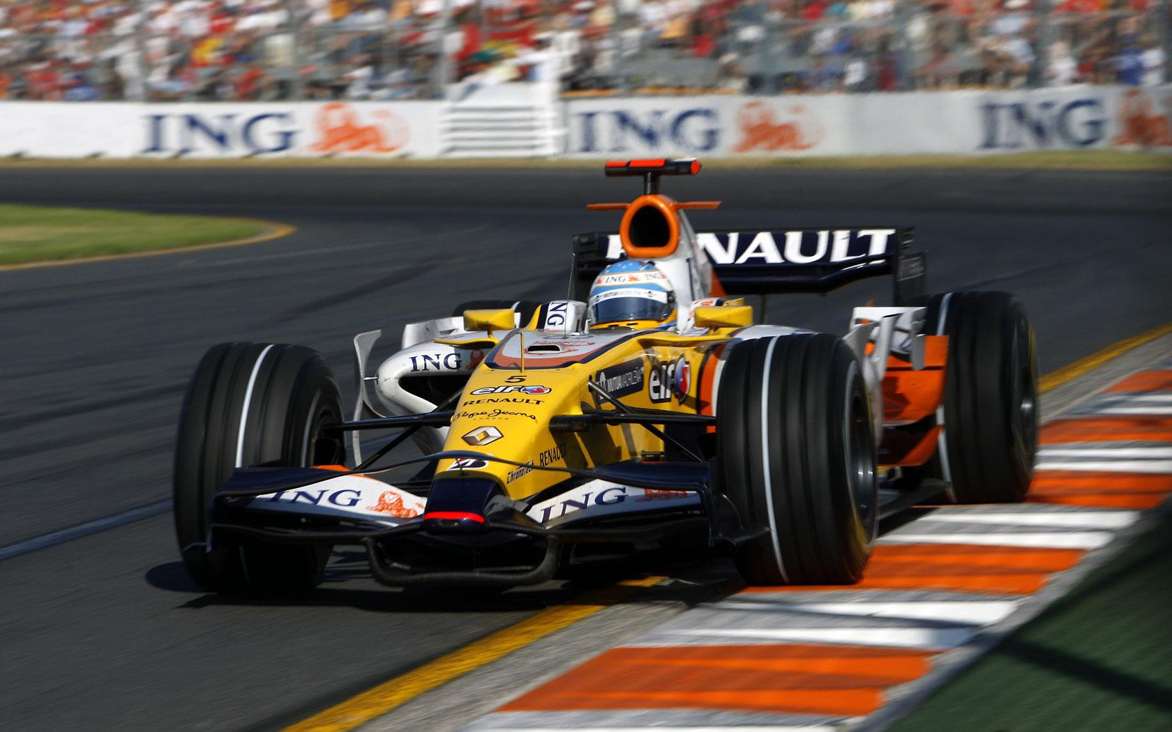 Hd Wallpapers 2008 Formula 1 Grand Prix Of Australia F1