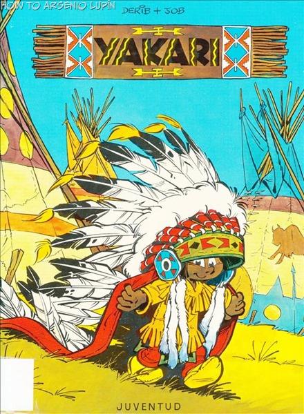 P00001 - Yakari #1 (1973)