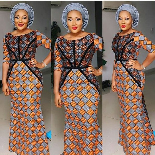 The best African clothing for women 2020 5