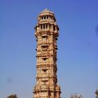 Picnic to Historical Fort, Vijay Stambh, Chittorgarh 15-11-2013