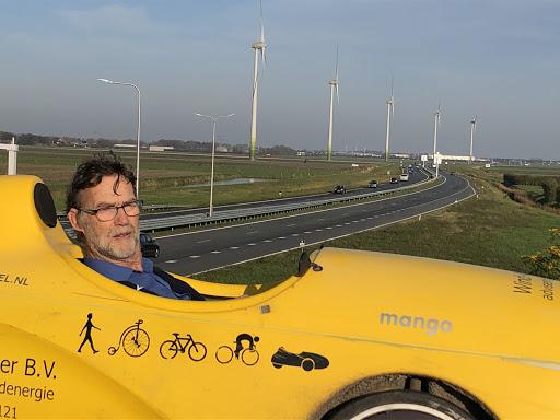 Mango 34 bij Windpark Westfrisia