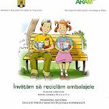Lansarea manualului de ecologie ECOROM - proiect educational - noiembrie 2009 - 2.JPG