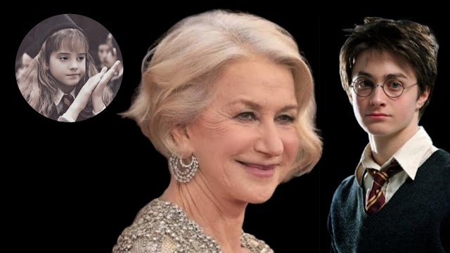 Harry Potter: Helen Mirren será apresentadora do programa Hogwarts Tournament of Houses