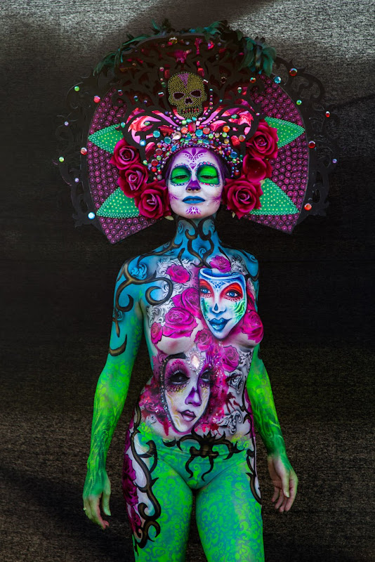 IMG_4954 Color Sea Festival Bodypainting 2018