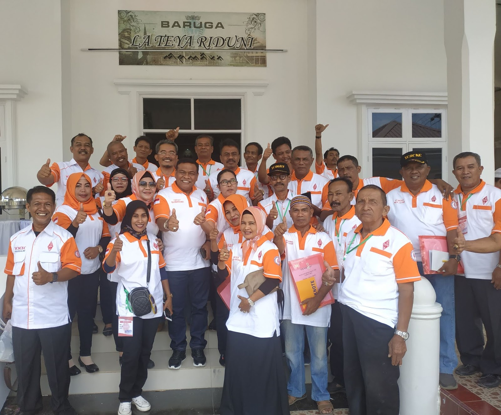 ORARI Lokal Bone Gelar Muslok ke VIII, Bupati Bone Terpilih Ketua Secara Aklamasi
