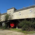 Anciennes écuries du château, rue du Pont