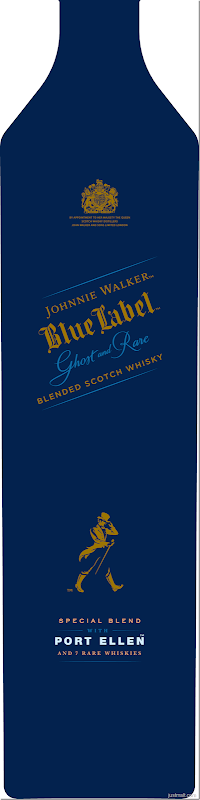 Johnnie Walker Blue Label - Port Ellen
