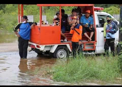 Bantu Korban Banjir di Banting dan Kahteng, Pemkab Pulpis bakal Salurkan Bantuan Beras