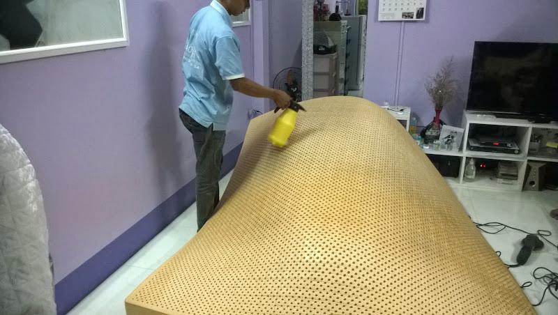 Giặt nệm tại nhà quận Tân Bình