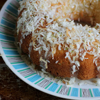 Coconut Lime Bundt Cake Recipe