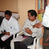 Demonstration of Amateur Radio Satellite communication to Mr Annadurai and Mr Raghavamurthy - DSC00144.JPG