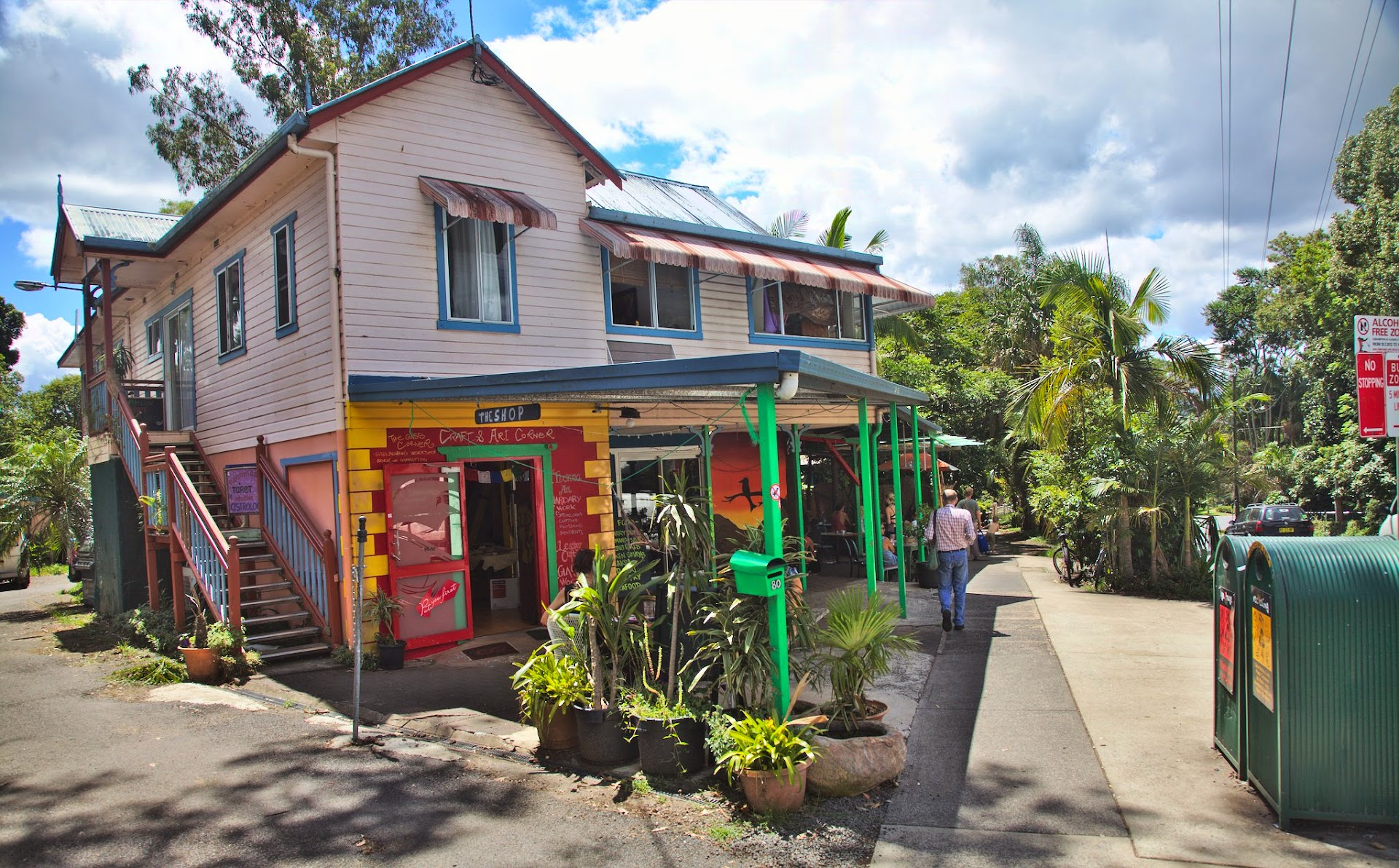 First colors of Nimbin