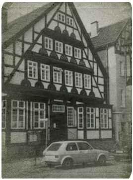 Foto 2: Das ehemalige Brauhaus in Detmold. Quelle: Heimatland Lippe