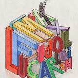 Buchstaben-Würfel