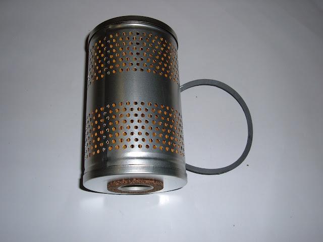 Oil filter for 1949-1958. 14.95