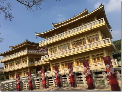 佛光山佛陀紀念館 - 雙閣樓