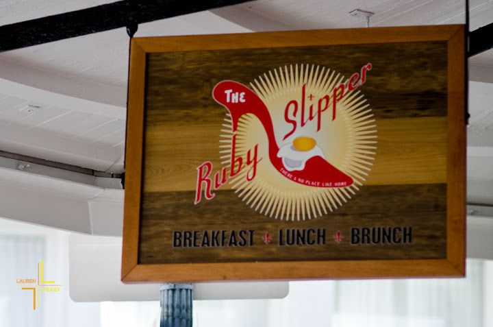 New Orleans, Breakfast, Cafe, Ruby Slipper Cafe