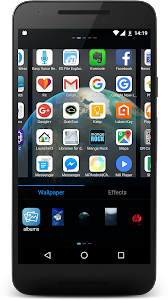 iLauncher OS10 - Theme Phone7 screenshot 7