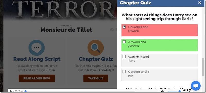 heirloom audio quiz 2