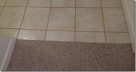 Current tile and current carpet