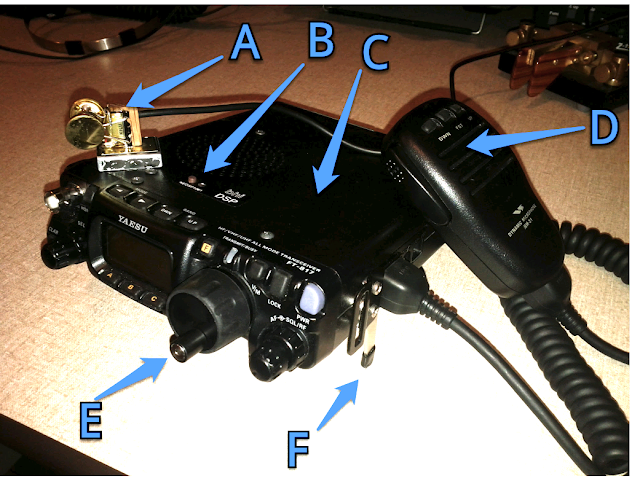 How to trick-out a portable ham radio @ iBanjo