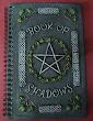 Book Of Shadows Steel Grey Pentagram