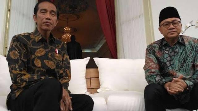 Tak Mudah bagi PAN untuk Tempatkan Kader di Kabinet Jokowi-Maruf Amin.