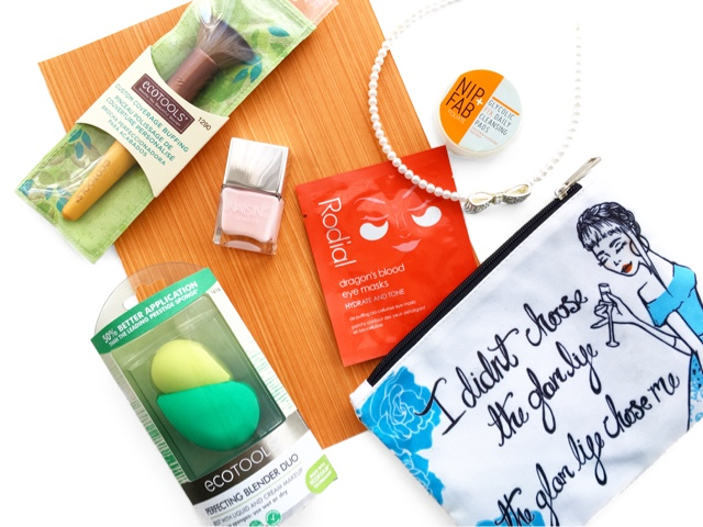 Love Me Beauty review, Vacation Vibes monthly beauty subscription