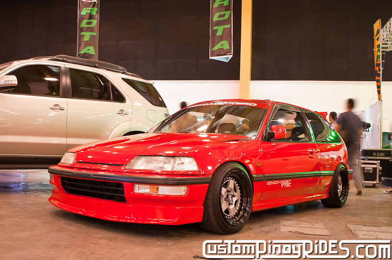 Kanjo Racer Style Honda Civic EF Hatchback Custom Pinoy Rides