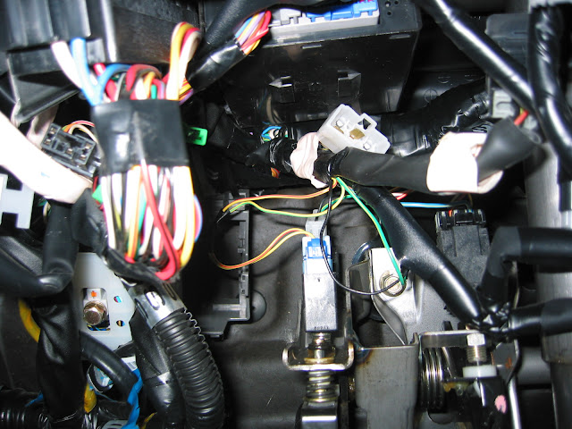 Please Help Identify This 02 Wrx Connector Under Dashboard Nasioc. Is A Piece Of White Electrical Tape Around The Loop Wire Holding It On To Outside Harness There Appears Be No Connection. Subaru. 2002 Subaru Wrx Wiring At Scoala.co