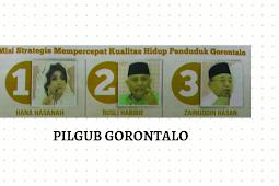 Misi Calon Gubernur Gorontalo 2017
