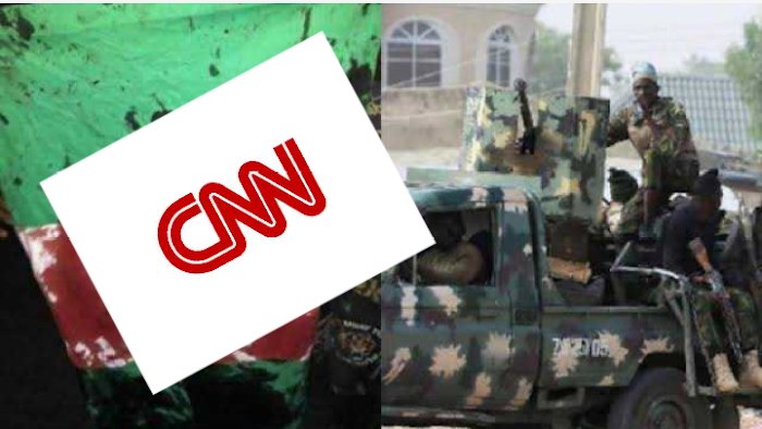 End SARS: CNN releases shocking investigative report as Nig. Army cries out