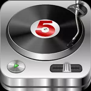 DJ Studio 5-Free Music mixer