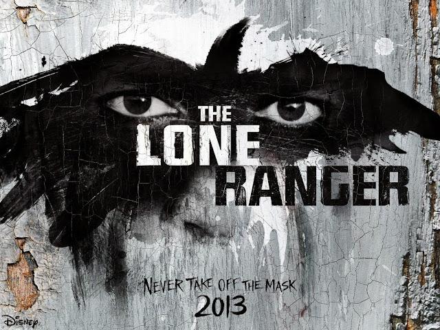 Ο Μοναχικός Καβαλάρης The Lone Ranger Wallpaper
