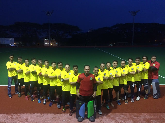 TNB PSHA HOCKEY LEAGUE 2016 - OLD FREE HOCKEY TEAM
