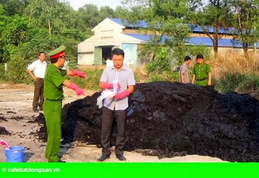 Hình 1: Phạt công ty đổ chất thải của Vedan ra môi trường 8 triệu