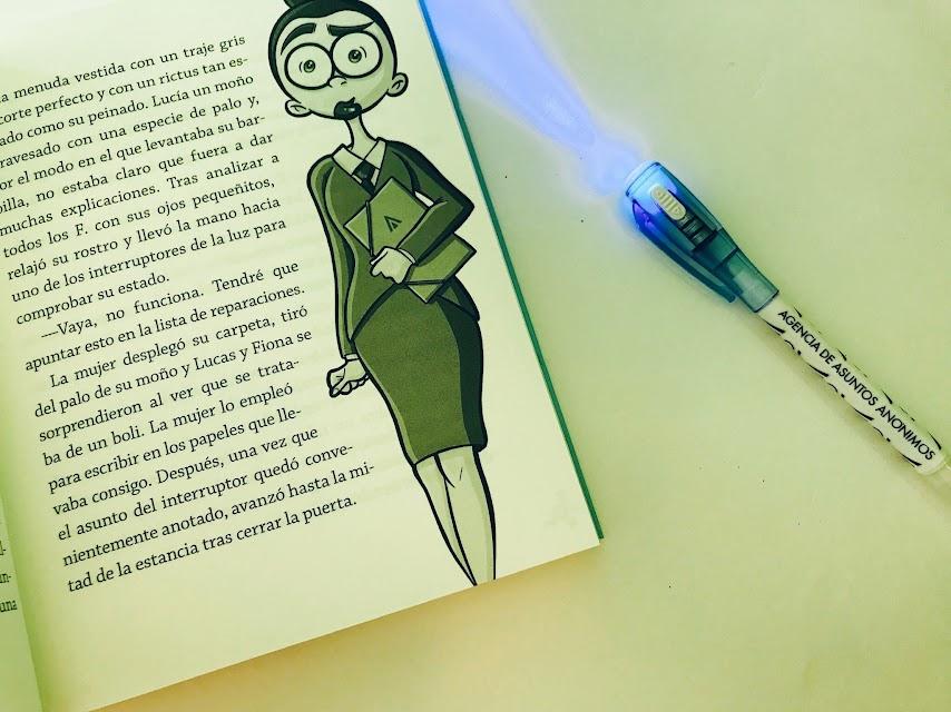 Reseña novela juvenil Familia a la fuga
