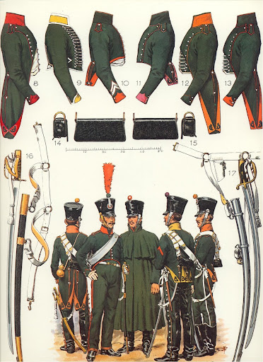 4° regiment de chasseurs Tav14-keg1804-14