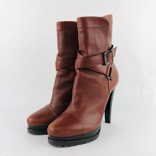 Giorgio Armani Collezioni Boots