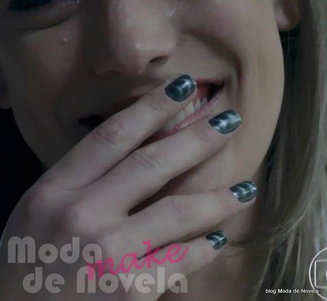 moda da novela Império, maquiagem da Amanda