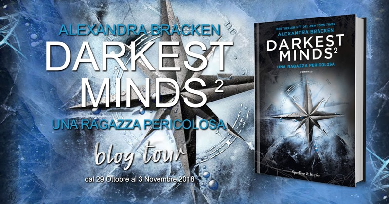 Darkest Minds 2 blogtour