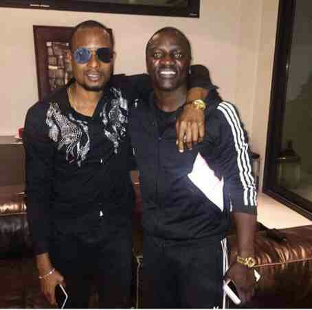 Faze Hangs Out With Akon – Pictures
