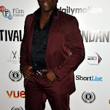 OIC - ENTSIMAGES.COM - Rodger Wright at the  Meet Pursuit Delange Premier at the 23rd Raindance Festival London UK 1st October 2015 Photo Mobis Photos/OIC 0203 174 1069
