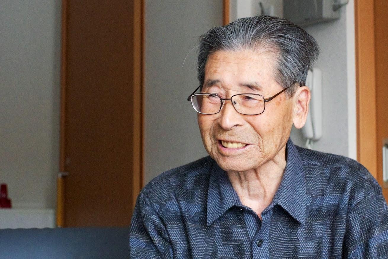 川口芳雄さん