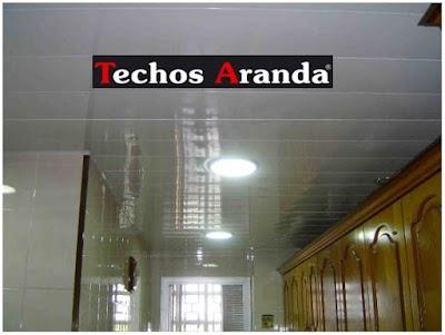 Presupuestos economicos techos baños Madrid