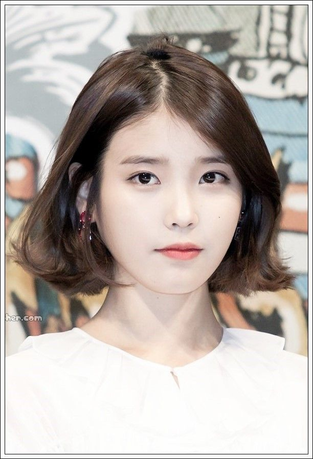 Popular Korean Short Hairstyles For Teens - Korean Haircuts