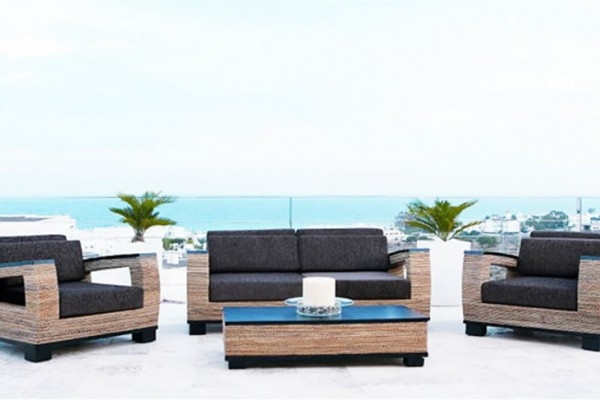 Incredible Modern Patio Furniture Outdoor Set Home