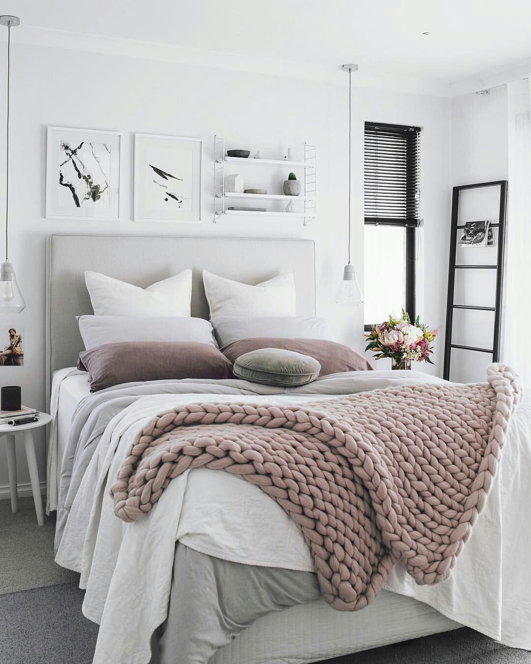 Yatak Odasında Renk Uyumu Nasıl Olmalı