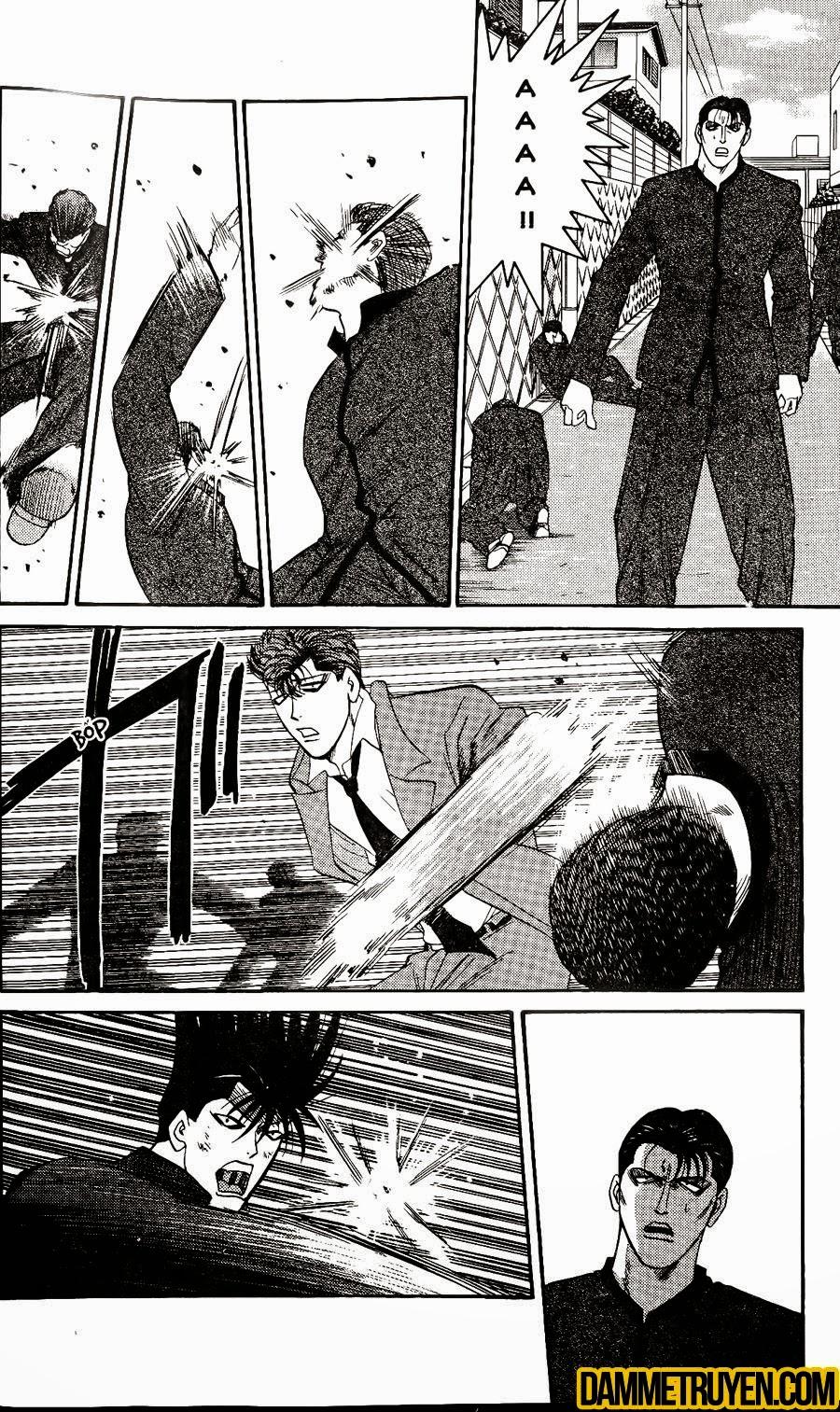 Cặp Bài Trùng – Kyou Kara Ore Wa chap 360 Trang 3 - Mangak.info