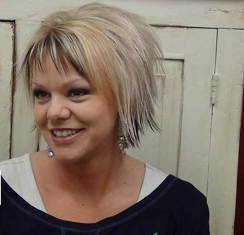 razor bob cut hairstyles : Razor Cut Fine Bob Style for Short Hair Fashion Qe